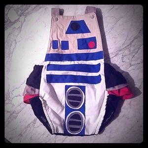 Toddler R2D2 Star Wars Costume